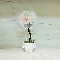 Свадебное дерево топиарий