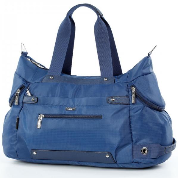 Спортивная сумка Долли болоньевая для спортзала