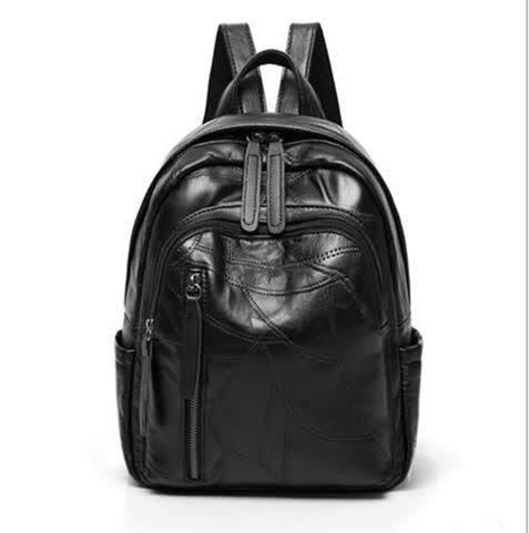 Женский кожаный рюкзак Гаяна