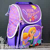 Ранец ортопедический для девочек Тачки  Princess принцессы  рапунцель