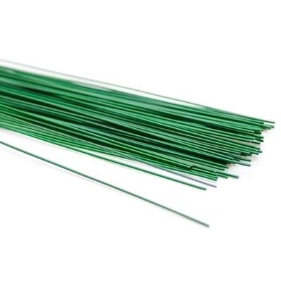 Проволока флористическая (герберная), 1.2 мм*40 см, 10 шт