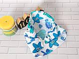 Хлопковая косынка размер 44- 46см, фото 2