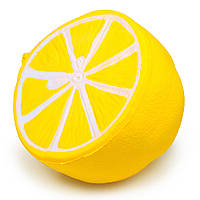 Игрушка-антистресс сквиш с ароматом Лимон