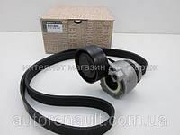 Комплект генератора +AC на Рено Кенго 1.5dCi/1.6i 16V (2008>) Renault (оригинал) 7701476476