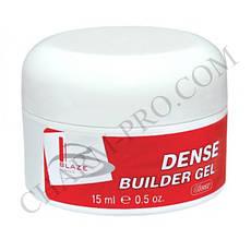 Гель Blaze Dense Builder Gel Густой Clear (15 мл)