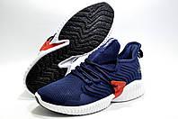 Мужские кроссовки в стиле Adidas Alphabounce Instinct Clima , Синие