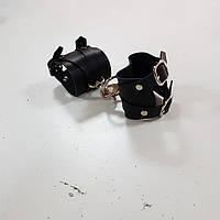 Портупея наручники черные