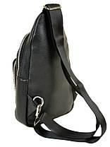 Мужская сумка На Плечо DR. BOND 1103 black, фото 2