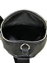 Мужская сумка На Плечо DR. BOND 1103 black, фото 3