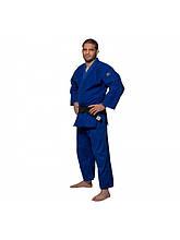 Кимоно для дзюдо Mizuno Yusho IJF (синий цвет) для профессионалов