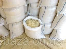 Пісок дрібний в мішках Біляївський 14 л./20-22 кг
