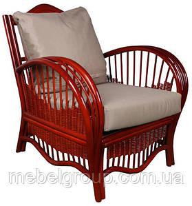 Кресло плетеное из ротанга Нью-Йорк