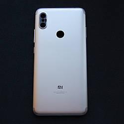 Задняя панель Xiaomi Redmi S2 золотая
