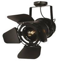Светильник-прожектор потолочный в стиле лофт LV 75231 BK