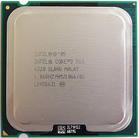 Процессор Intel® Core™2 Duo E6320 4 МБ кэш-памяти, 1.86 ГГц, частота системной шины 1066 МГц, фото 1