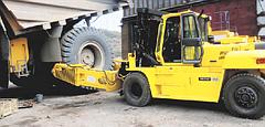 Оборудование для ремонта и обслуживания карьерной и строительной техники