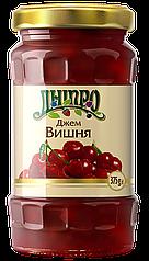 Джем Вишня ТМ Дніпро, 395 г