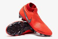 Бутсы футбольные муж. Nike Phantom Vsn Elite DF FG (арт. AO3262-600), фото 1