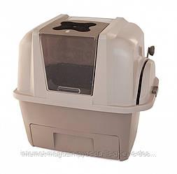 Hagen Catit Design SmartSift автоматический закрытый туалет для кошек