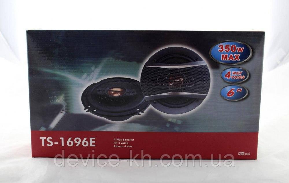 Автоакустика TS-1696E Колонки в Машину