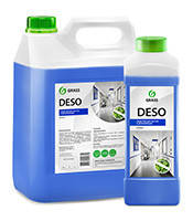 """Средство для чистки и дезинфекции """"Deso"""" (С10) (канистра 1 л)"""