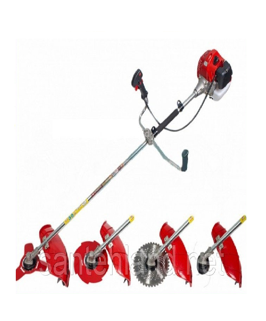 Коса Бензиновая Тайга БГ 4300 Garden Tools 3 Ножа 1 Катушка