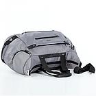 Спортивная сумка Dolly 939 две расцветки L-53 см. W-28 см. H-24 см., фото 4