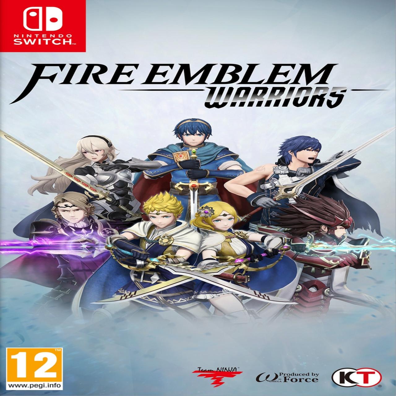Fire Emblem Warriors Nintendo Switch ENG