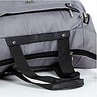 Спортивна сумка Dolly 939 два кольори L-53 див. W-28 див. H-24 див., фото 6