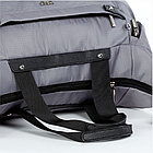 Спортивная сумка Dolly 939 две расцветки L-53 см. W-28 см. H-24 см., фото 6