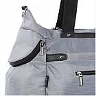 Спортивная сумка Dolly 939 две расцветки L-53 см. W-28 см. H-24 см., фото 8