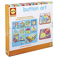 Мозаика Button Art Alex Discover 58 рс, фото 3