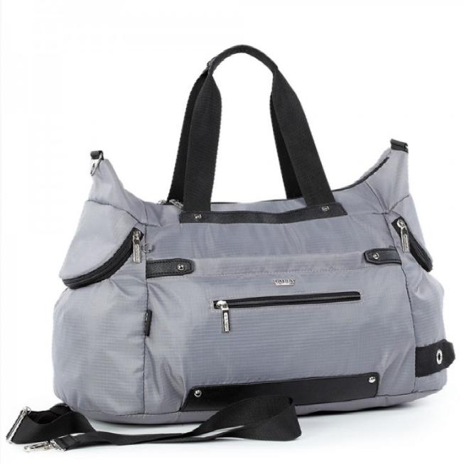 Спортивна сумка Dolly 939 два кольори L-53 див. W-28 див. H-24 див.