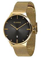 Жіночі наручні годинники Guardo P012473(m) 1-GB