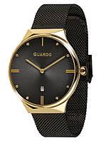 Жіночі наручні годинники Guardo P012473(m) 1-GBB