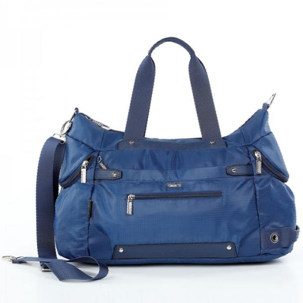 Спортивная сумка Dolly 940 две расцветки L-58 см. W-26 см. H-32 см.