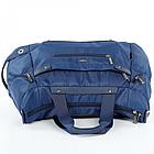 Спортивная сумка Dolly 940 две расцветки L-58 см. W-26 см. H-32 см., фото 3