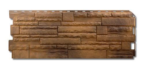 Сайдинг цокольный Камень Скалистый Тибет