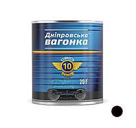 Краска Вагонка ПФ-133 черный (0,9л.)