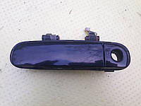 Наружная ручка водительской двери ауди а4 б5 а6 с5 а3 8л audi a4 b5 a6 c5 a3 8l 4B1837885A 4B1837885, фото 1