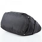 Спортивная сумка Dolly 940 L-58 см. W-26 см. H-32 см. Чёрный, фото 2