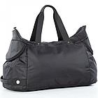 Спортивная сумка Dolly 940 L-58 см. W-26 см. H-32 см. Чёрный, фото 3