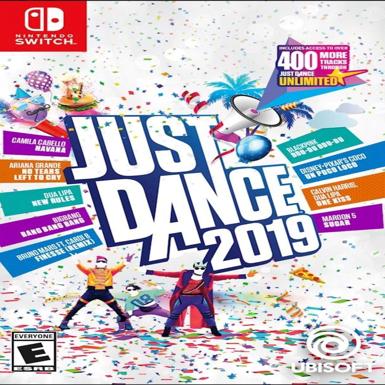 Just Dance 2019 Nintendo Switch ENG (RUS)