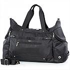Спортивная сумка Dolly 940 L-58 см. W-26 см. H-32 см. Чёрный, фото 6