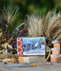 Органическое твердое мыло Карпатское классическое, ТМ ЯКА