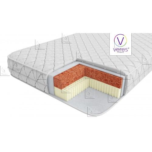 Матрас для новорожденных Veres Latex +  120х60х12 см.