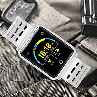 Смарт-часы Smart Watch N88 белые