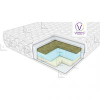 Матрас для новорожденных Veres Seagrass+memory 120х60х10 см, анатомический с морской травой