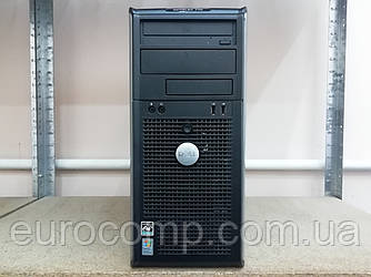 Недорогой компьютер для дома и офиса Dell Optiplex 740 MT (AMD 64 3200+/2GB/160GB)