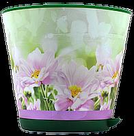 """Горшок для цветов """"Крот Деко"""" хризантемы"""
